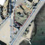 眼前に大村湾が広がる300坪の土地!住宅用地・店舗用地にいかがでしょうか!