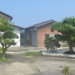 大瀬町多以良外郷の閑静な住宅地にある5LDKの建物に敷地は157.76坪