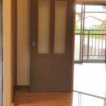 大串小学校まで徒歩2分の2DKのアパートです!