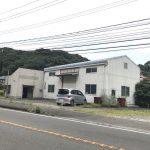 西濱郷の事務所・倉庫です